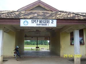 SMP Negeri 2 Banyuasin I